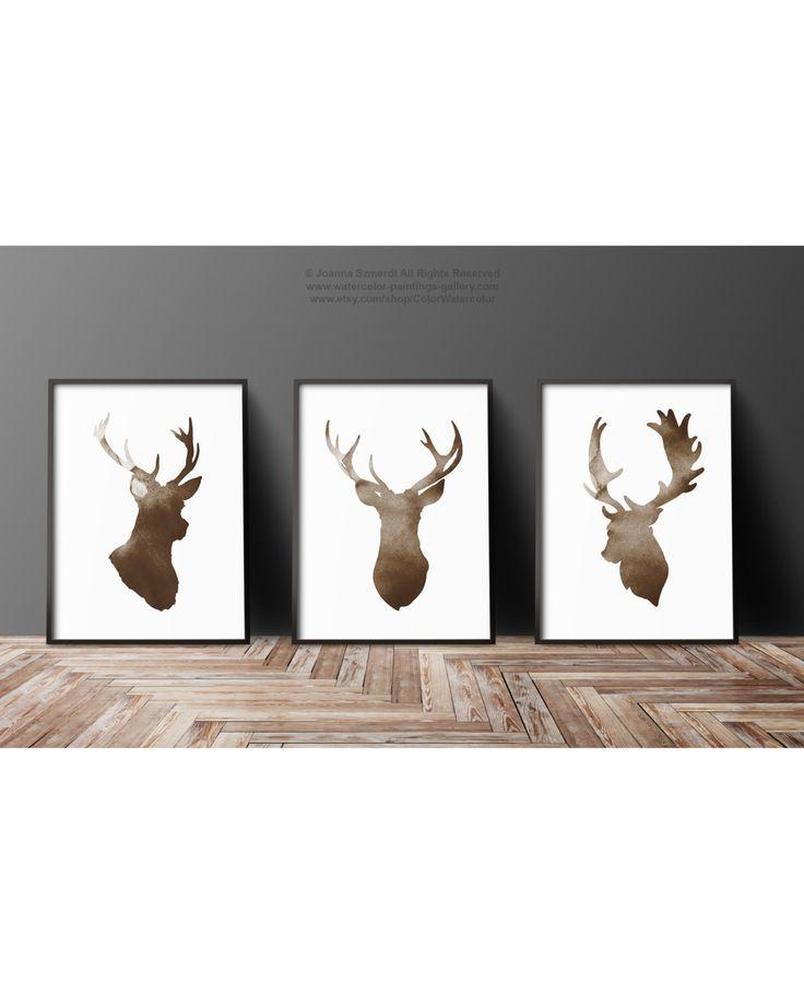 17 Best Ideas About Deer Head Decor On Pinterest Deer