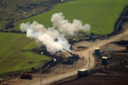 Turkeys Worst Day Yet in Syria Offensive: At Least 7 Soldiers Killed