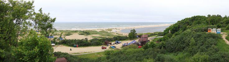 Baltic sea, Yantarny