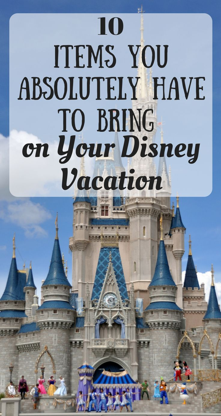 Packing for your Disney World vacation can seem daunting, but follow my tips and tricks and you will be on your way to a great time!
