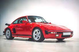Afbeeldingsresultaat voor porsche 911 turbo 1985