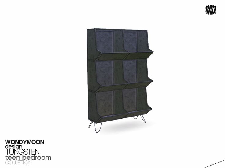 wondymoon : Tungsten Shelf