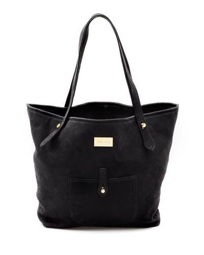 Emporio Armani Genuine Pebbled Leather Tote - Made in Italy, 8/10 Condition