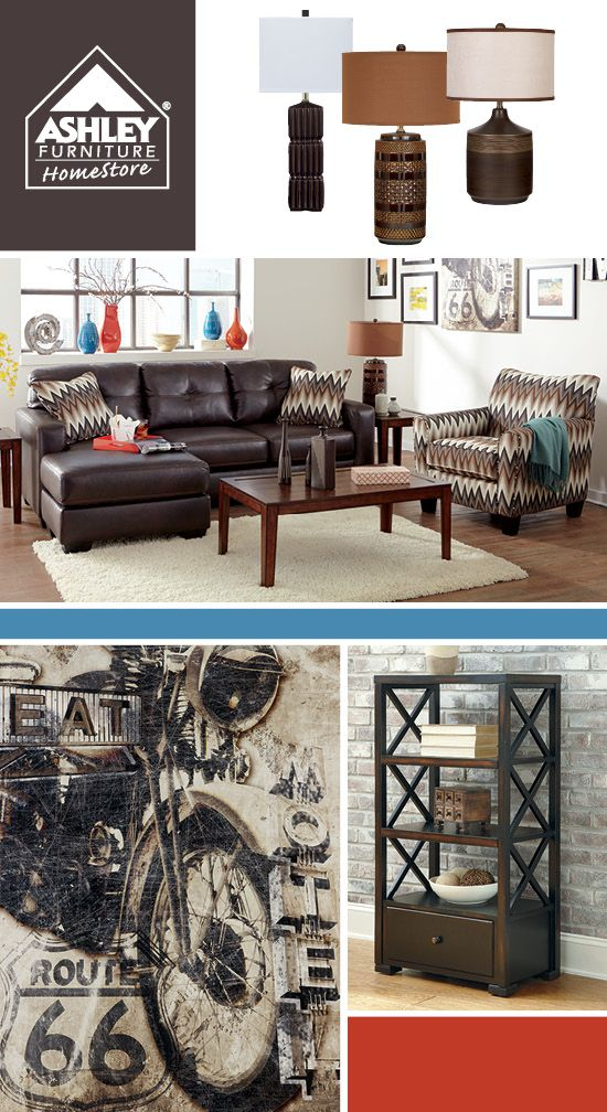 52 Best Images About Ashley Fine Furniture On Pinterest