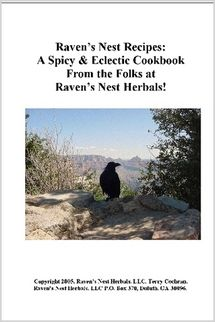 Raven's Nest Recipes: A Spicy & Eclectic Cookbook