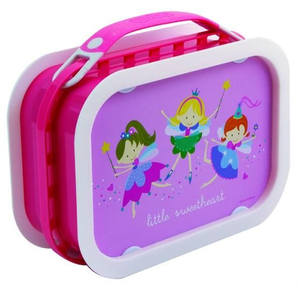 Yubo Lunch Box- Princess. Finally! Mums can be happy packing lunches for school while kids will love opening up their lunchbox with the Yubo lunchbox system.   The Yubo lunchbox is tough enough for your dishwasher and adorably cute enough to cater to your child's latest fancies. The #Yubo lunchbox system is functional, fun, and eco-friendly. #schoollunch #forkids