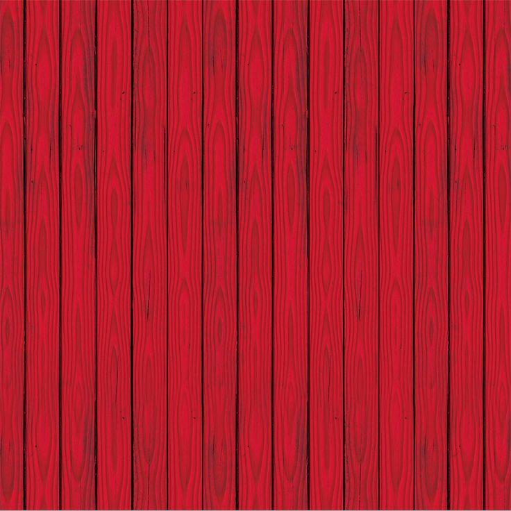 FARM Barnyard Party Decoration RED BARN SIDING Wall MURAL BACKDROP Photo Prop #BeistleCompany #Everyday