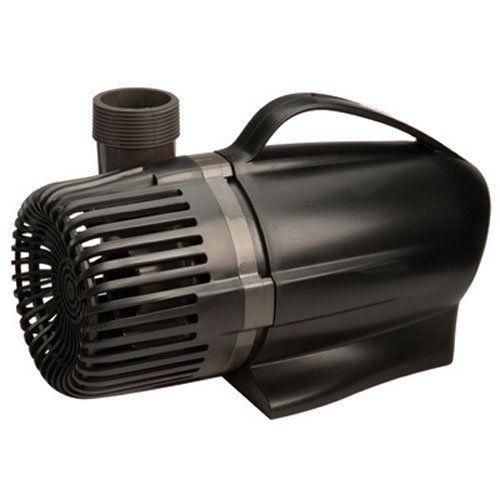 Pond Boss PW1250 1250 GPH Pond  & Waterfall Pump with 16' Cord RETAIL $140 #PondBoss