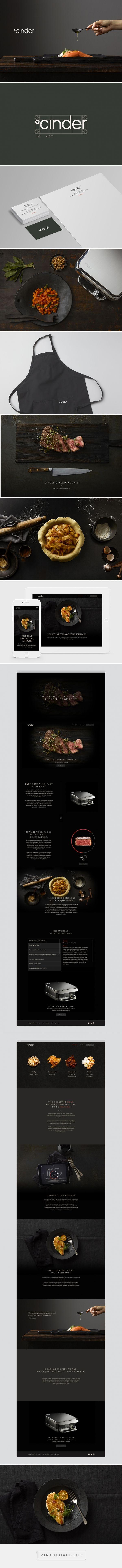 Cinder | Visual Journal
