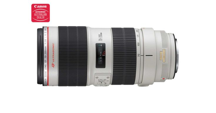 Buy Canon EF 70-200mm f/2.8L IS USM Lens with 77mm Diameter to suit Lens Hood ET87 (EF70-200ISII) from Kogan.com. While the EF 70-200mm f/2.8L IS II USM may be known as a sports photography lens, it performs exceptionally well in a wide variety of situations. From wedding and portrait photography, to landscape and wildlife photography, this telephoto lens does it all – and it does it well. Capture intricate details with fast maximum f/2.8 aperture Get super close hand...