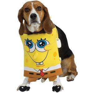 Spongebob Pet Costumes #dogs in halloween costumes #spongebob dog costumes #spongebob pet costumes #spongbob square pants dog costume #sponge bobe square pants dog costumes