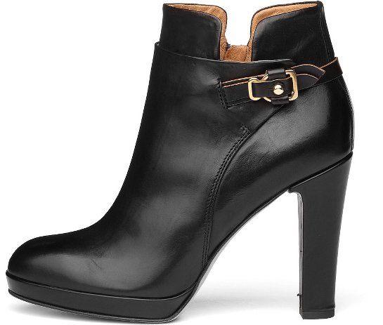 Ital-Design Ankle Boots Damenschuhe Pump Moderne Reiszlig;verschluss Stiefeletten