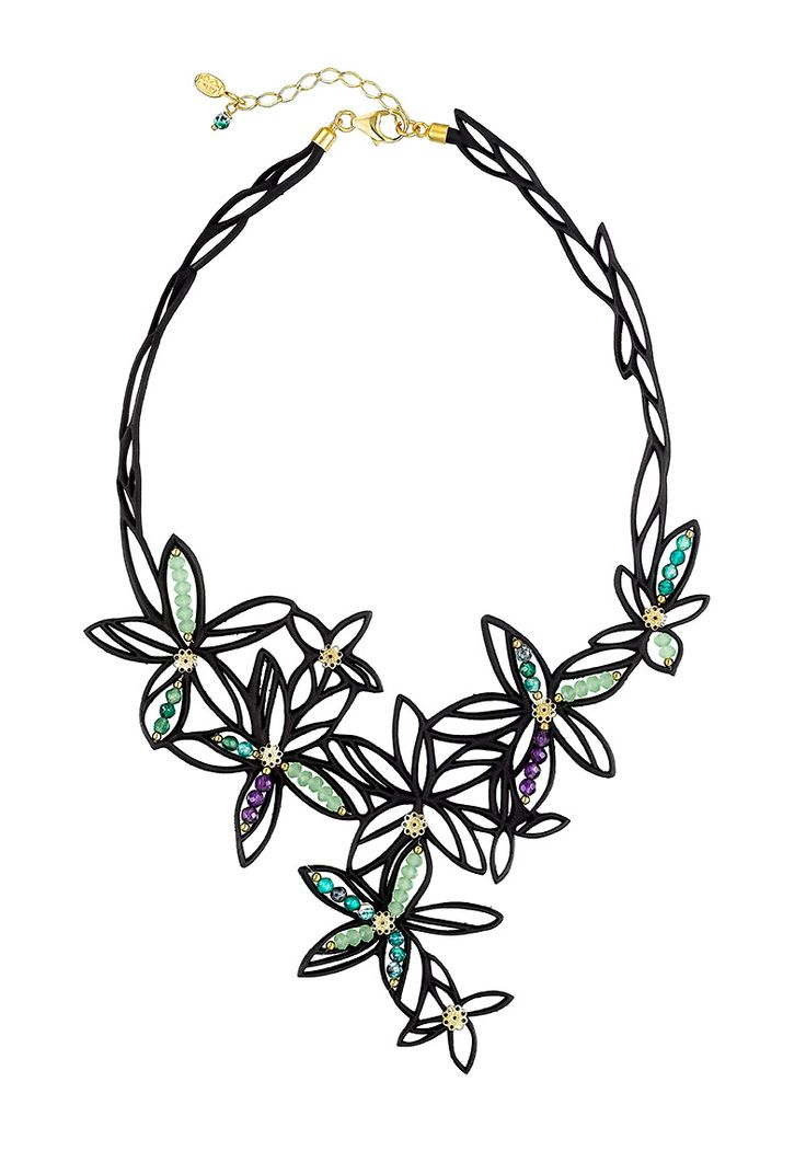 Collar Flor de Romaní