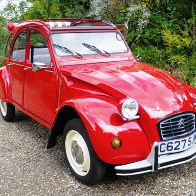The Citroën 2CV or 'deux chevaux' (two horsepower) was an economy car produced by the French car maker from 1948-1990. It was technologically innovative but with uncompromisingly utilitarian and of unconventional looks. Its deceptively simple Bauhaus inspired bodywork belied the sheer quality of its underlying engineering. It was designed to move the French peasantry on from horses and carts and is considered one of Citroën's most iconic cars. In 1953 'Autocar' wrote a tec...
