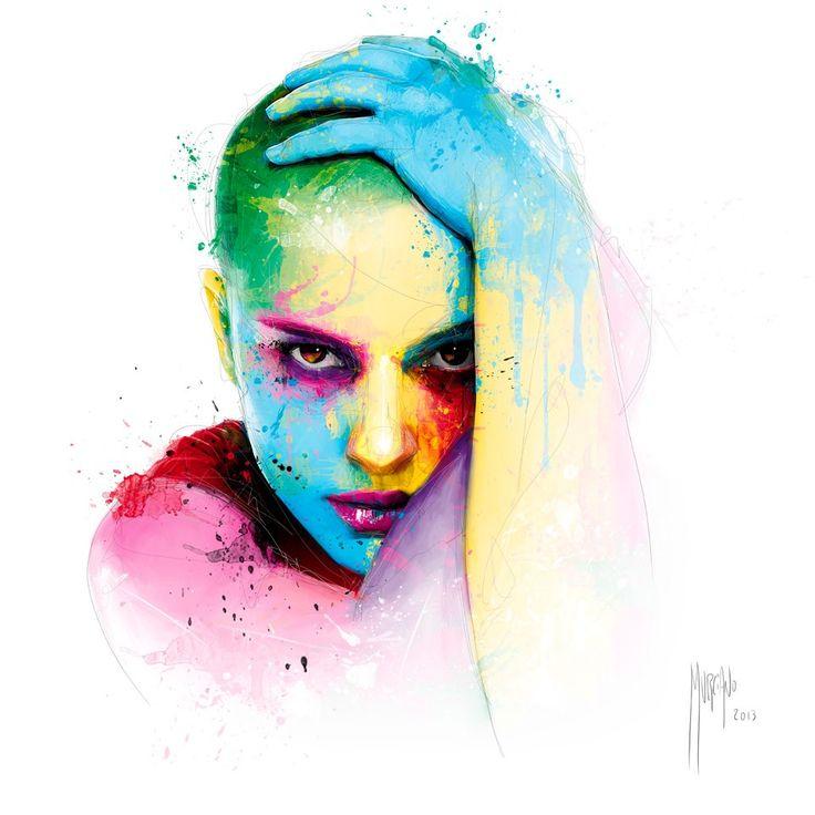 ♥ Patrice Murciano - colourful Portman