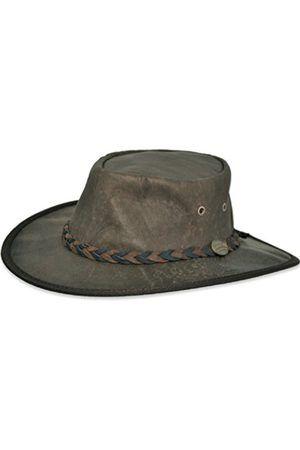 Hombre Sombreros - Sombrero plegable blando de canguro agrietado (1018) XX-Large