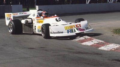 Gilles Villeneuve, Formula Atlantic.