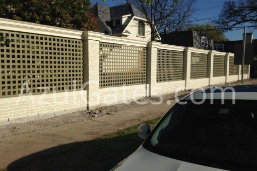 hashtag contemporary fence