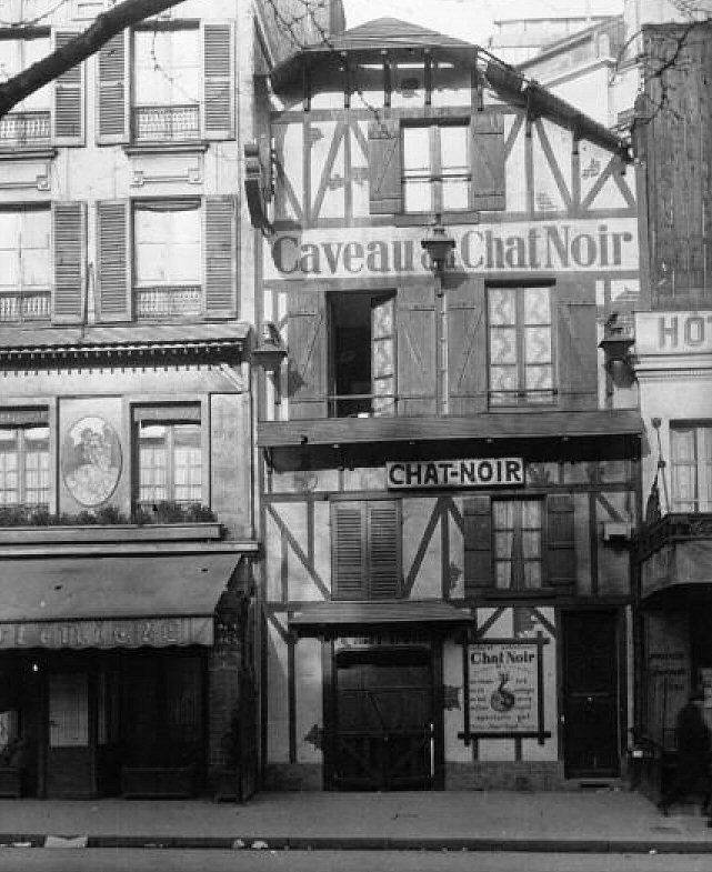 Le Chat Noir in Paris - Restaurant Reviews, Menu and ...