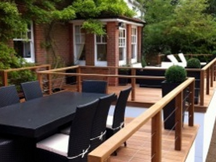 Garden Design Decking Areas 117 best decks images on pinterest | composite decking, gardens