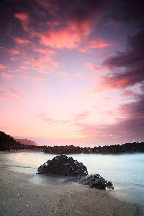 Port Saint Johns sunrise | South Africa