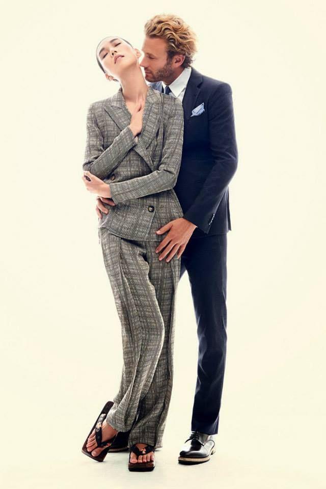Romeo & Juliet, stylist: Carine Roitfeld, Harper's Bazaar, November 2013, by Max von Gumppenberg i Patrick Bienert.