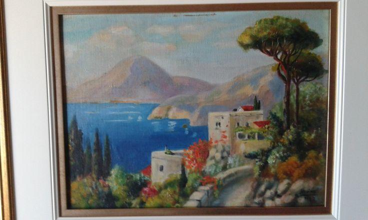 Gosta de Pinturas a Óleo?