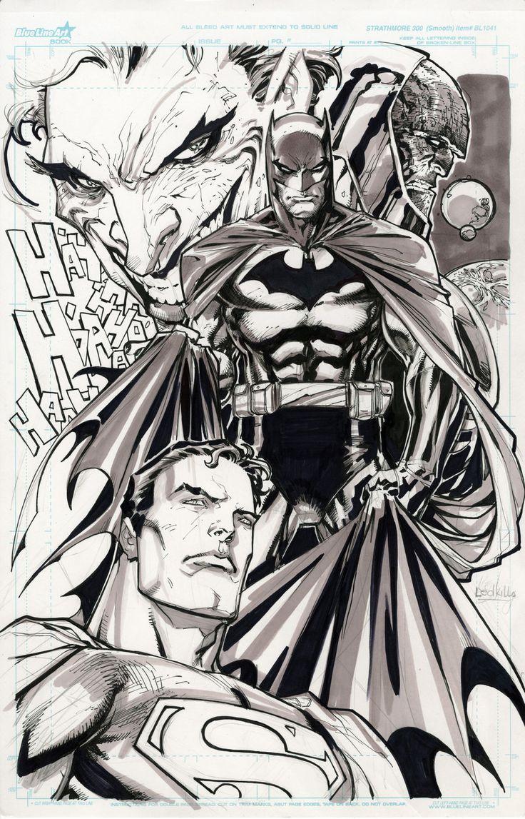 Related image Batman comic book art, Batman drawing