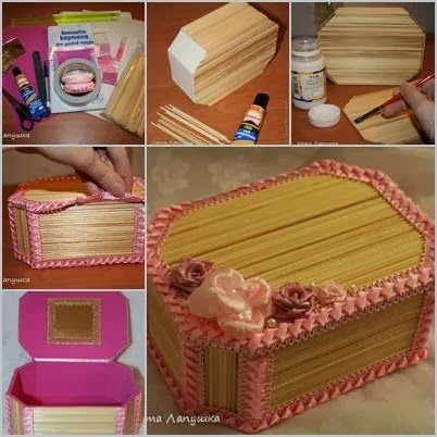 43 best images about manualidades con palitos on pinterest - Manualidades con palitos ...