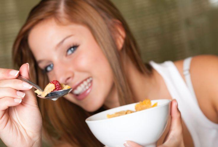 Meer vezels eten om af te vallen?