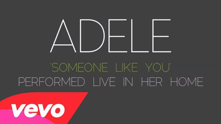 First time I heard it,...Adele - Someone Like You (Live in Her Home), Not an oldie, but Lord, is she good. And we all have one,...