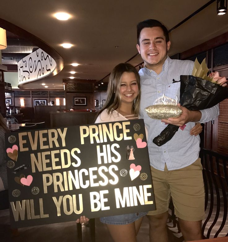 Princess Promposal. Cute prom Promposal ideas! Prom cupcake. Princess tiara. Prom modgepodge letters. Fairy lights. Prom bracelet. Prom flowers.