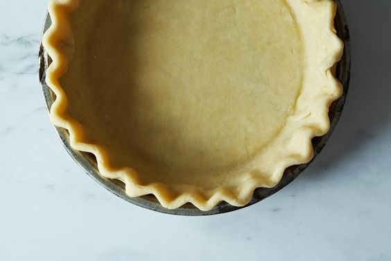 Cook's Illustrated Foolproof Pie Crust, a recipe on Food52
