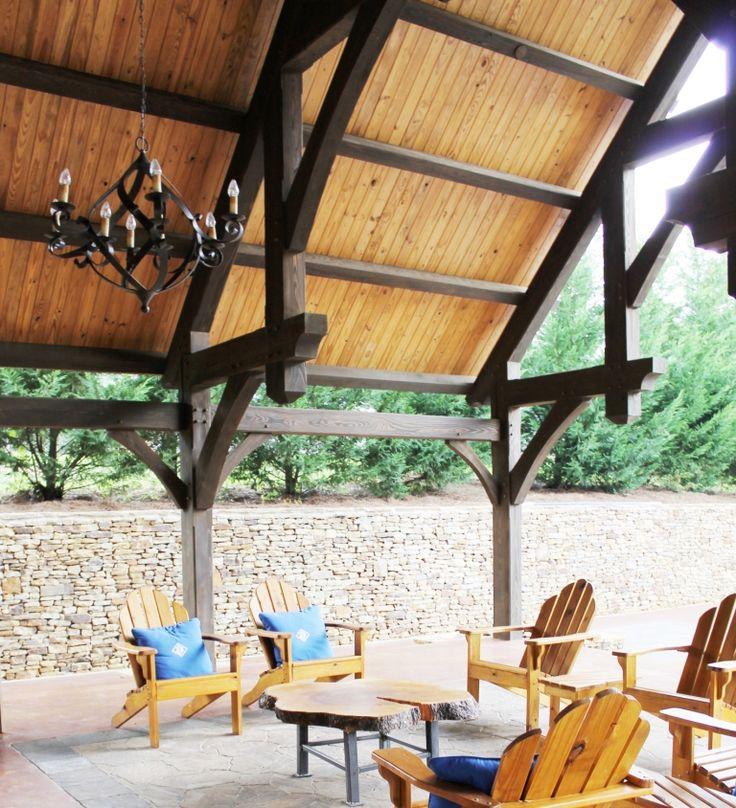 Timber Outdoor Living: 13 Best Timber Frame Gates