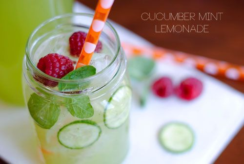 Cucumber Mint Lemondae