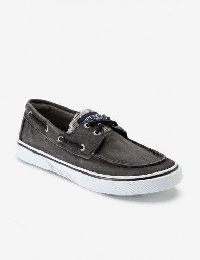 Sperry Top-Sider Halyard Canvas Boat Shoe - Men's