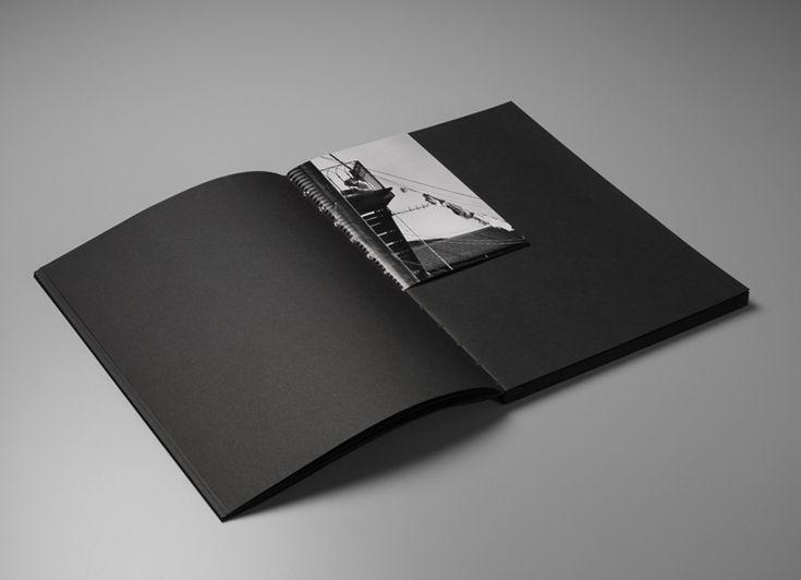 André Kertész Catalogue - Editorial, Print, Magazine, Book Design & Layout - Graphic Design