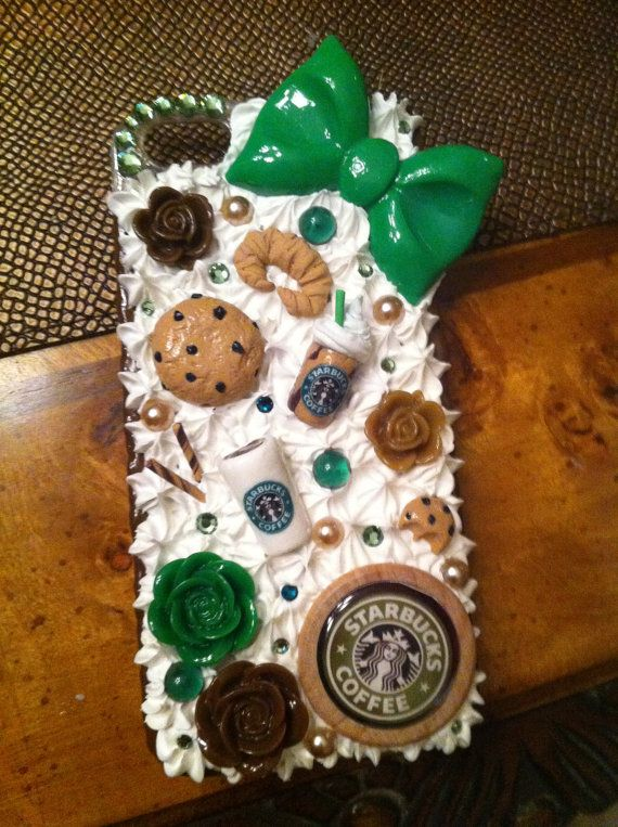 I don't think I'd actually use this case but it's pretty cool. Definitely a good gift for a fellow Starbucks addict!