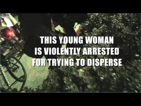 Dec 5 - 2014 Protest: DURHAM POLICE VIOLENCE & illegal arrests