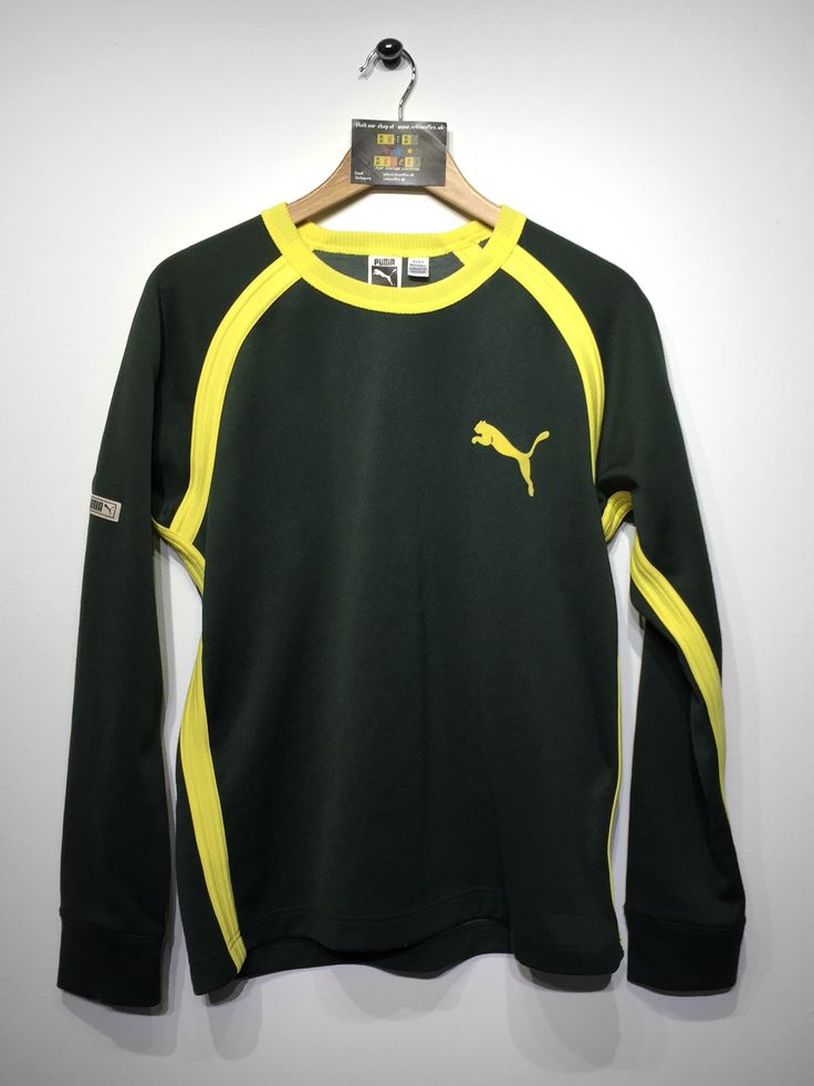 Puma sweatshirt size Medium £30 Website➡️ www.retroreflex.uk #puma #vintage #oldschool #retro #truevintage