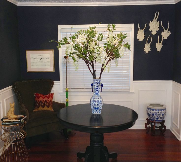 78 Images About Dining Room On Pinterest Hale Navy