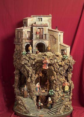 I Presepi di Francesco Aiello: Presepe Napoletano