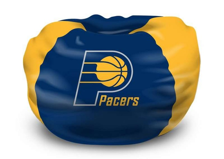 Indiana Pacers Nba Bean Bag Chair From Bedding Com Nba