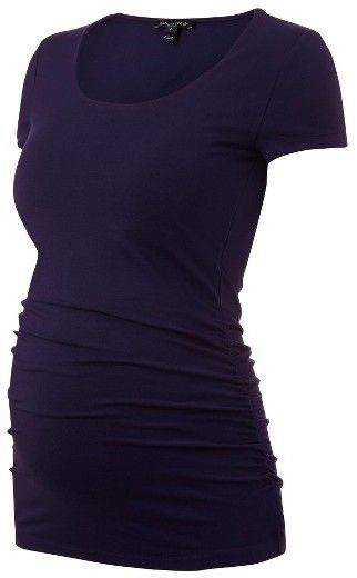 Women's Isabella Oliver Scoop Neck Maternity Tee