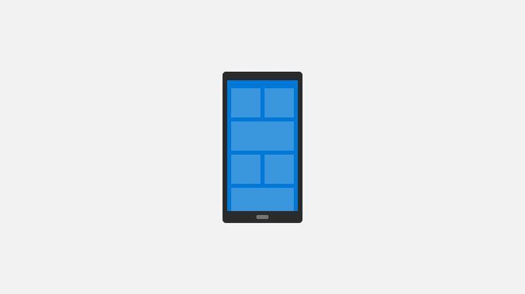 icono de smartphone