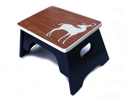 modern kids step stool