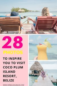28 Photos To Inspire You To Visit Coco Plum Island Resort, Belize