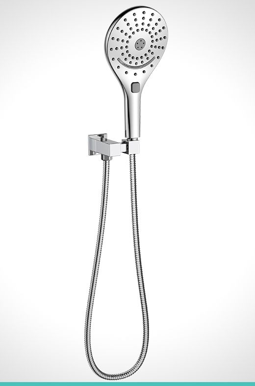 Mondella Concerto chrome 3 Function Hand Shower Set