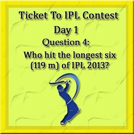 Got all 3 questions right so far? Here's the last one for today's #LincPens 'Ticket To IPL Contest'.  Keep Sharing. Keep Playing.
