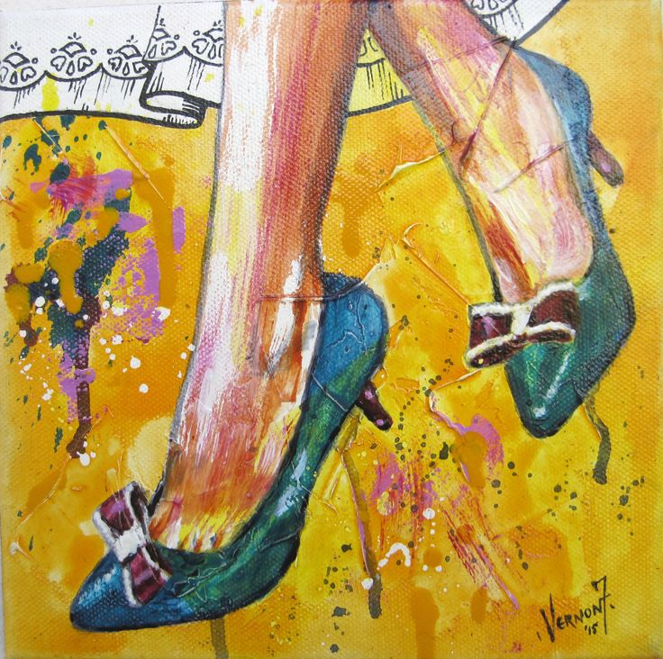 """Princess & Prada #2"" by Vernon Fourie 